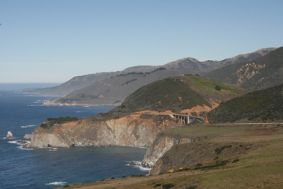 Bixby Bridge - The Second Most Famous Bridge in California
