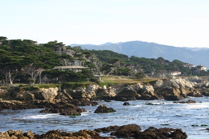 Pebble Beach Home Along 17-Mile Drive